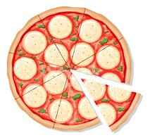 Slice,Pizza,Margharita Pizz...