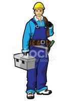 Toolbox,Manual Worker,Const...