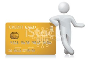 Credit Card,Symbol,One Pers...