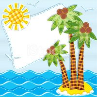 Vector,Sewing,Patchwork,Lei...