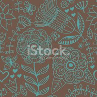 Seamless,Pattern,Abstract,N...