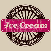 Ice Cream,Retro Revival,Old...