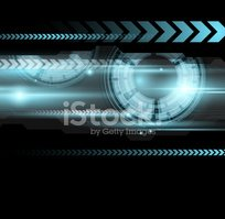 tech abstract background