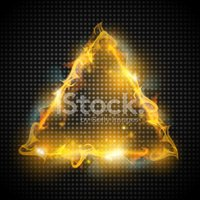 Triangle,Light - Natural Ph...