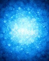 Christmas vector background snowflakes and light