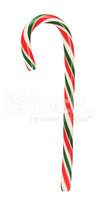 Candy Cane,Green Color,Red,...