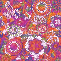 Paisley,Vibrant Color,Brigh...