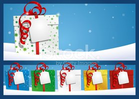 Snow,Package,Retail,Christm...