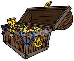 Treasure Chest,Abundance,Ca...