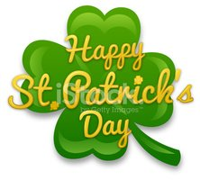 St. Patrick's Day,Happiness...