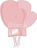 Boxing Glove,Pink Color,Spo...
