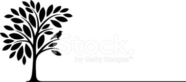 Tree,Silhouette,Root,Vector...