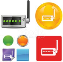 Interface Icons,Wireless Te...