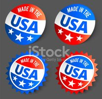 Made In The Usa,Banner,Amer...
