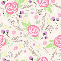 Flower,Floral Pattern,Berry...