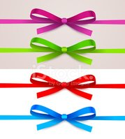 Bow,Symbol,Blue,Vector,Gift...