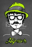 Hipster,Bow Tie,Eyeglasses,...
