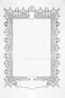 Frame,Medieval,Theater Marq...