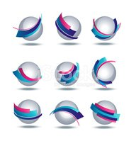 Abstract,Sphere,Planet - Sp...