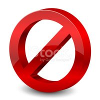 Dont,Symbol,Allowed,Sign,Re...