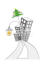 Christmas,Built Structure,S...