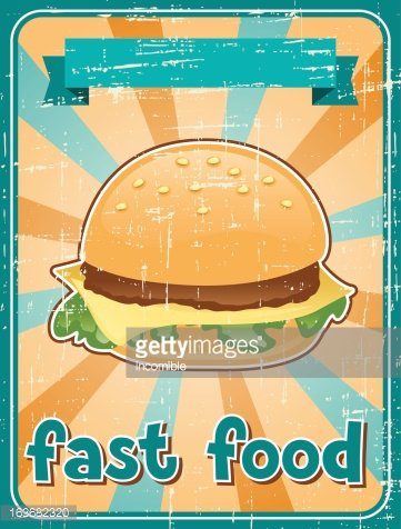 Old,Fat,Speed,Food,Sign,Adv...