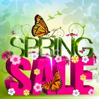 Sale,Springtime,Text,Summer...