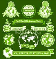 Earth Day,Map,Cartography,B...