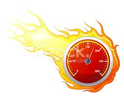 Speedometer,Fire - Natural ...