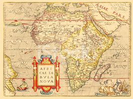 Map,Africa,African Descent,...