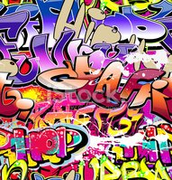 Graffiti,Hip Hop,Background...