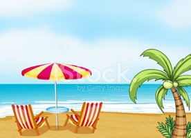 Tourist Resort,Chair,Beach,...