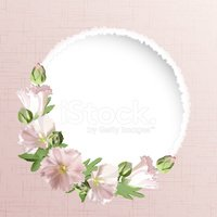 Leaf,Flower Head,Pink Color...