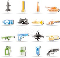 Computer Icon,Symbol,Weapon...