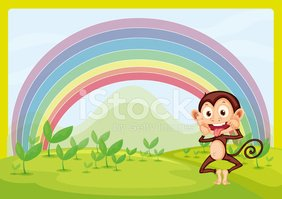Monkey,Ape,Nature,Cheerful,...