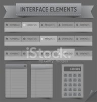 Interface Icons,Calculator,...
