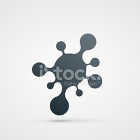 abstract vector background gray