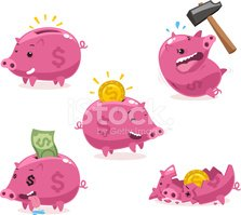 Currency,Trust,Piggy Bank,H...