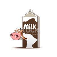 Milk Bottle,Cow,Milk,Brown,...