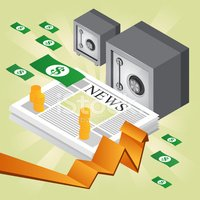Isometric,Coin,Wealth,Bill,...