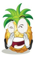 Facial Expression,Pineapple...