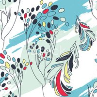 Backgrounds,Textile,Cute,Or...