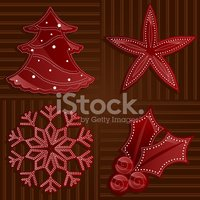 Christmas,Holly,Pattern,Str...