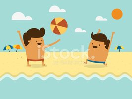 Fun,Sunlight,Beach,Child,Pl...