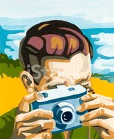 Paint By Number,Camera - Ph...