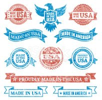 Made In The Usa,USA,Eagle -...