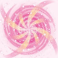 Spiral,Spotted,Pink Color,S...