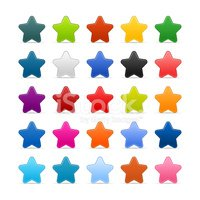 Star Shape,rating,Blue,Rank...