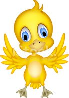 Duckling,Cartoon,Duck,Baby ...