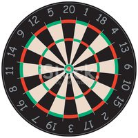 Dartboard,Vector,pin games,...